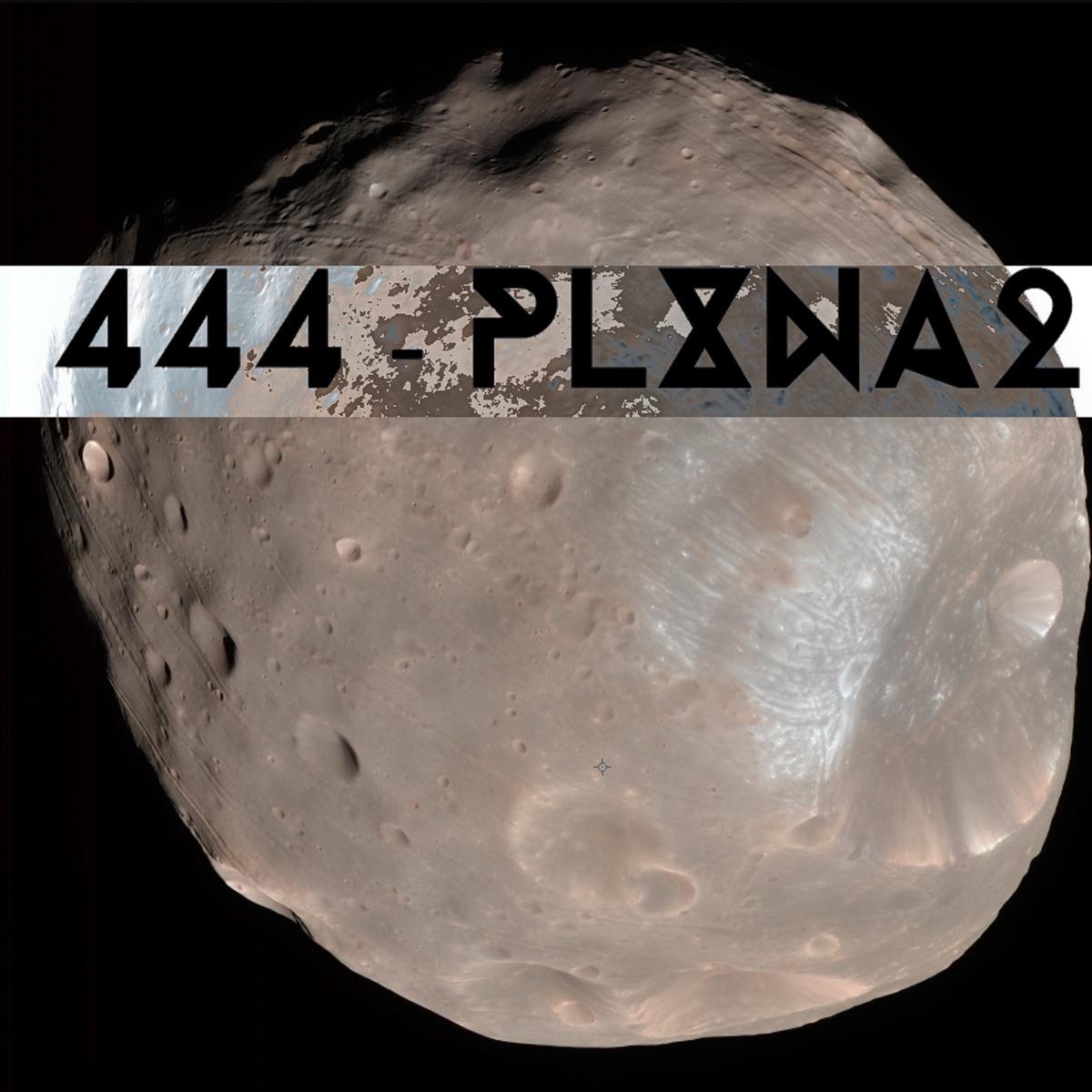 Plxna2 444 CD cover