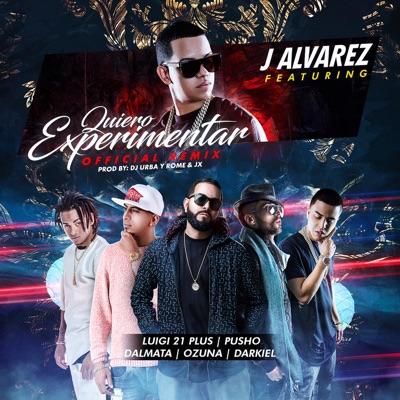 Quiero Experimentar (Remix) [feat. Luigi 21 Plus, Pusho, Dalmata, Ozuna & Darkiel] - Single - J Alvarez