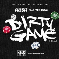 Dirty Game (Remix) [feat. YFN Lucci] - Single Mp3 Download