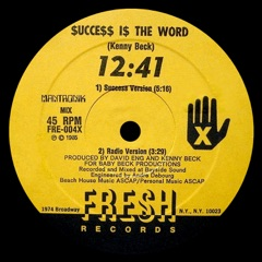 Success Is the Word - EP