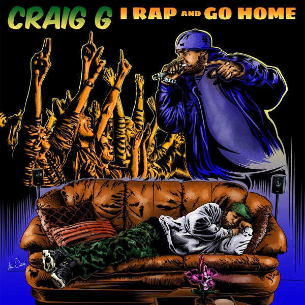 I Rap and Go Home
