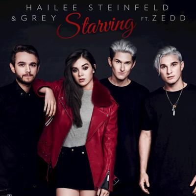 Starving (feat. Zedd) - Hailee Steinfeld & Grey song
