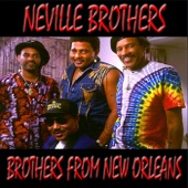 The Neville Brothers - Tell Me What's On Your Mind