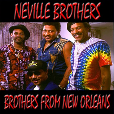 Brothers From New Orleans - Neville Brothers