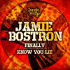 Jamie Bostron - Know You Lie artwork