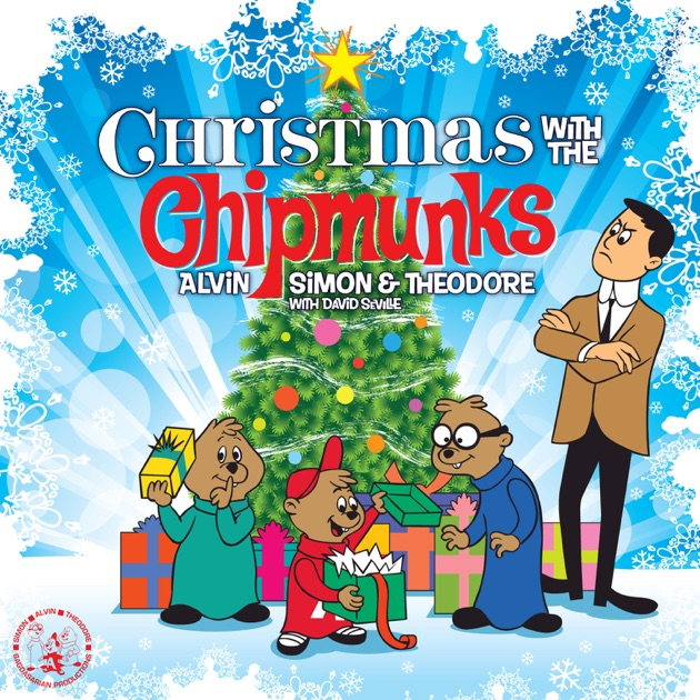 Christmas With the Chipmunks (Remastered) by The Chipmunks on ...
