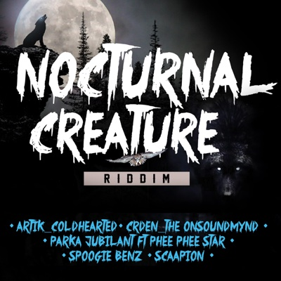 Nocturnal Creature Riddim - EP - Various Artists album