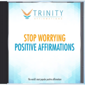 Stop Worrying Present Affirmations