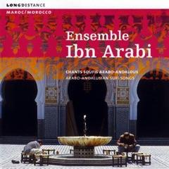 Chants soufis arabo-andalous (Arabo-Andalusian Sufi Songs)