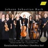 Concerto for Violin & Oboe in C Minor, BWV 1060R: I. Allegro artwork