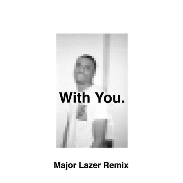 Ghost (feat. Vince Staples) [Major Lazer Remix] - Single