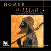 Homer & Richmond Lattimore - translator - The Iliad (Unabridged) artwork