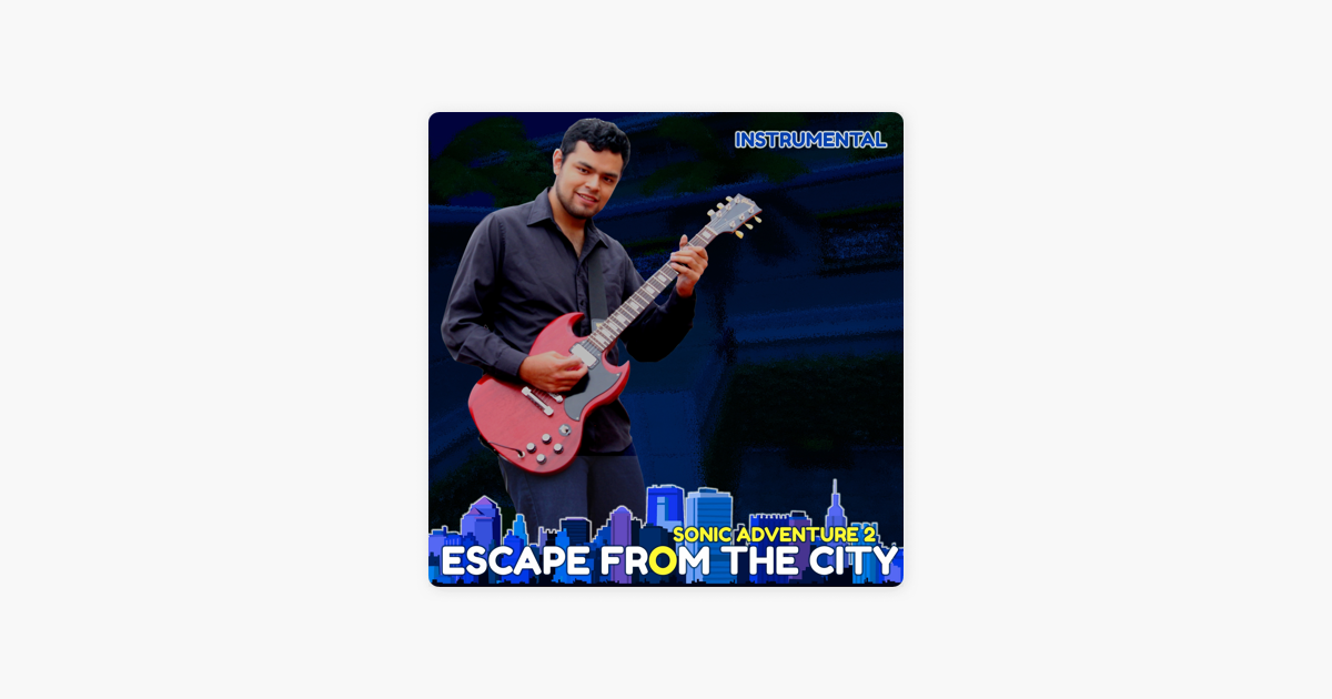 Escape from the City (Instrumental) [From
