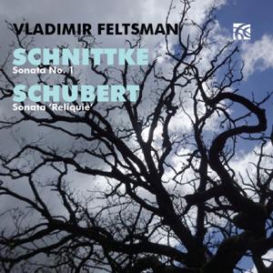 "Vladimir Feltsman - Schnittke: Sonata No. 1 - Schubert: Sonata ""Reliquie"""