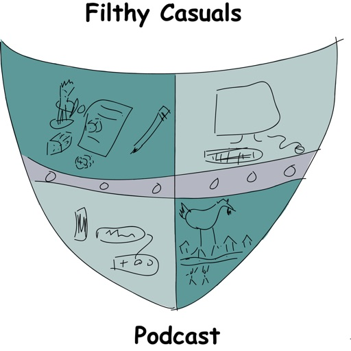 Cover image of Filthy Casuals Podcast