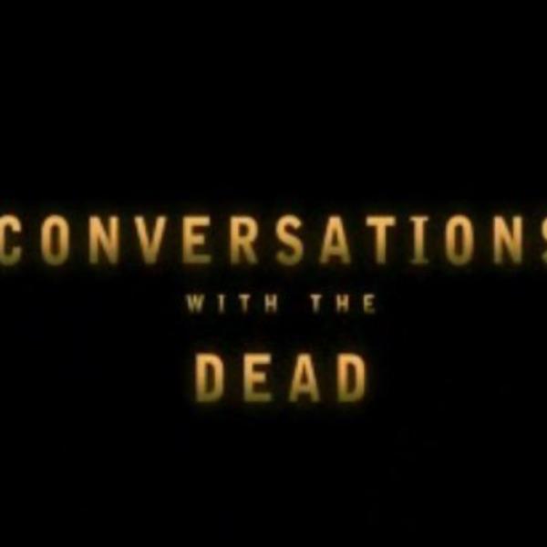 Bonnie Vent's Conversations with the Dead