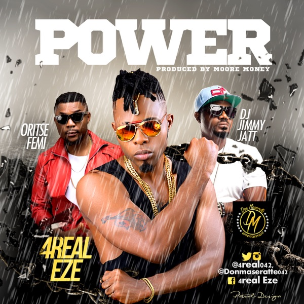 Power (Remix) [feat. Oritsefemi & DJ Jimmy Jatt] - Single