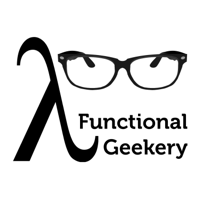 Podcast cover art for Functional Geekery