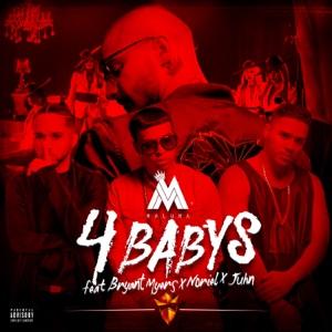 Cuatro Babys (feat. Noriel, Bryant Myers & Juhn) - Single Mp3 Download