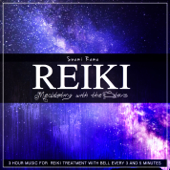 Swami Rama Reiki: Meditating with the Stars (3 Hour Music for Reiki Treatment With Bell Every 3 and 5 Minutes)