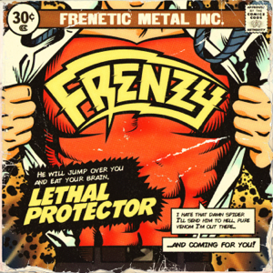 Frenzy - Lethal Protector - EP