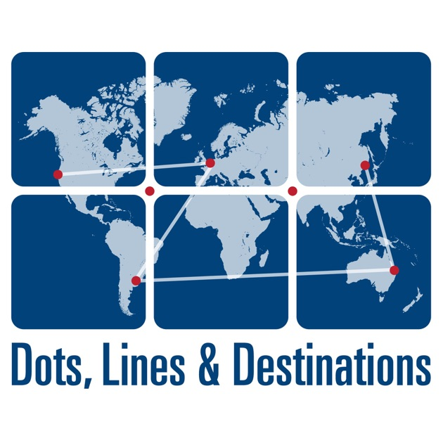 Dots, Lines & Destinations » Podcast by Dots, Lines & Destinations ...