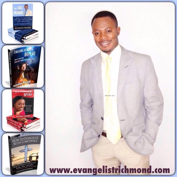 Evangelist Richmond Donkor