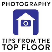 PHOTOGRAPHY TIPS FROM THE TOP FLOOR podcast
