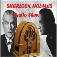 Podcast cover art for Sherlock Holmes Adventures