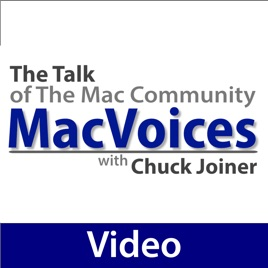 MacVoices Video: MacVoices #19105: Joe Kissell Updates Take Control