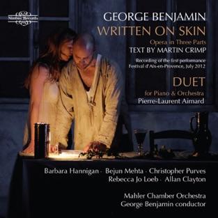Written on Skin – Barbara Hannigan, George Benjamin, Mahler Chamber Orchestra & Bejun Mehta