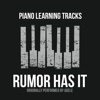 Rumour Has It (Originally Performed by Adele) [Piano Version] - Single - Piano Learning Tracks