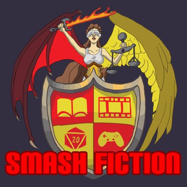 Smash Fiction by Dan Mulkerin, Kit Mulkerin, Claire Mulkerin