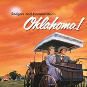 Oklahoma-Gordon MacRae, Charlotte Greenwood & Shirley Jones