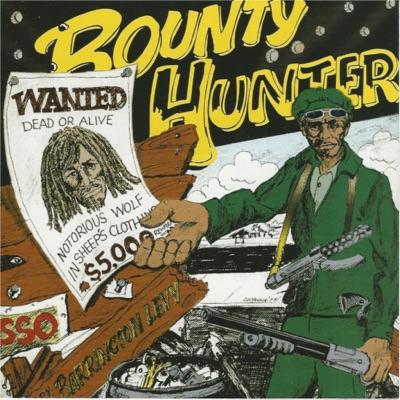 Bounty Hunter Wanted 1979 - Barrington Levy