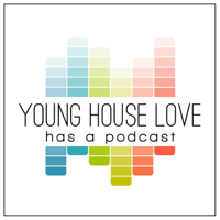 Podcast cover art for Young House Love Has A Podcast