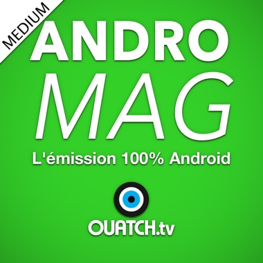 Listen to episodes of ANDROMAG (MEDIUM) | dopepod