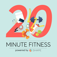 Podcast cover art for 20 Minute Fitness