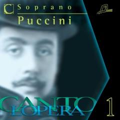 Cantolopera: Puccini's Soprano Arias Collection, Vol. 1