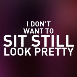 I Dont Want To Sit Still Look Pretty Single Von Dj Tramina Bei
