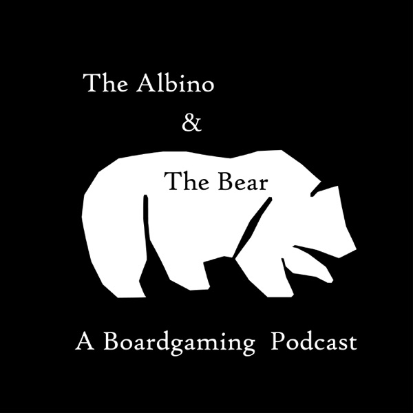 The Albino and the Bear