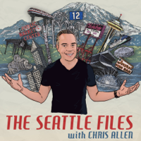 Podcast cover art for The Seattle Files