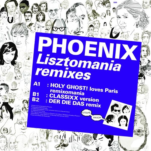 Lisztomania (Holy Ghost! Loves Paris Remixomania)