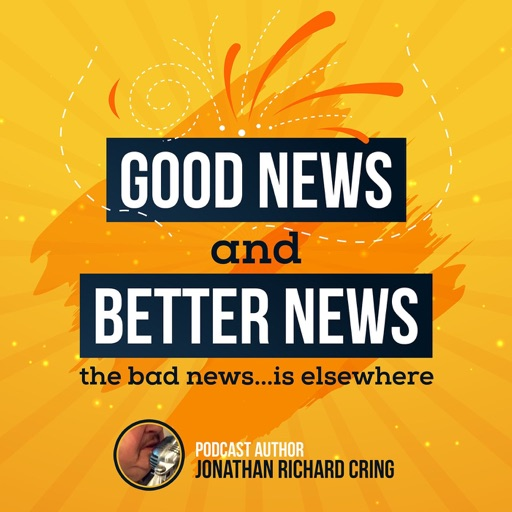 Cover image of Good News and Better News