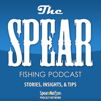 The Spear: Spearfishing   Freediving   Apnea   Fishing podcast