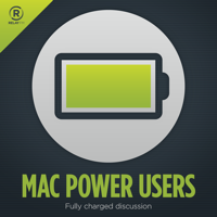 Podcast cover art for Mac Power Users