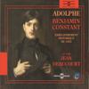 Adolphe : enregistrement historique de 1955 - Benjamin Constant