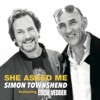 She Asked Me (feat. Eddie Vedder) - Single, Simon Townshend