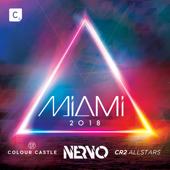 Miami 2018-NERVO, Colour Castle & Cr2 Allstars