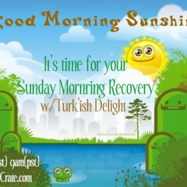 The Sunday Morning Recovery Show